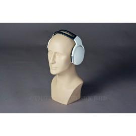 MSA HEADBAND EARMUFF NRR:21 WHITE