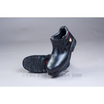 "GUZZI 4"" M/C SAFETY SHOES (833)"
