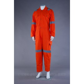 Cotton TMG Heavy Duty Coverall - M3